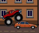 Monster Truck En Ville