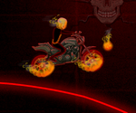Moto Ghost Rider
