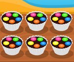 Muffin Aux Smarties