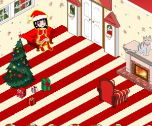 My New Xmas Room