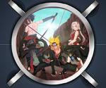 Naruto Et Akatsuki
