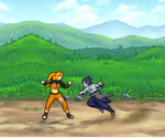 Naruto Flash Battle