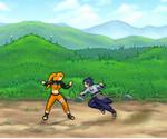 Naruto Flash Battle