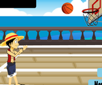 One Piece Basket Ball