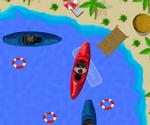 Parking Canoe