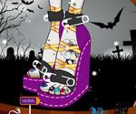 Pedicure Monster High