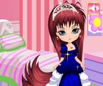 Princesse Aux Longs Cheveux