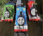 Puzzle De Thomas Le Petit Train