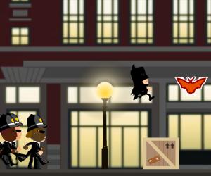 Run Run Batman