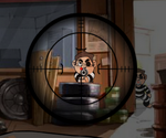 Sniper En Action