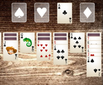 Solitaire Wild West