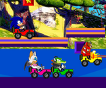 Sonic Course