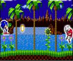 Sonic Ping Pong