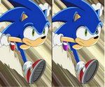 Sonic X Speed Spotter