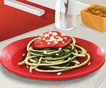 Spaghetti Courgette