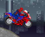 Spiderman Moto