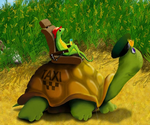 Taxi Tortue