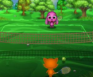 Tennis Animal