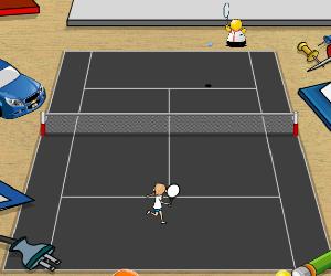 Tennis En Ligne