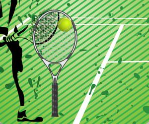 Tennis Rebond