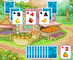 Tri Fruit Solitaire