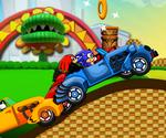 Voiture Sonic