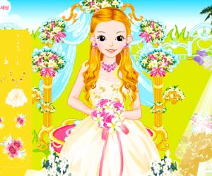 Wedding Doll Dress Up