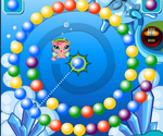 Winx Bubble Game