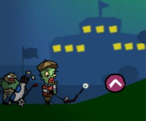 Zombie Sports Golf